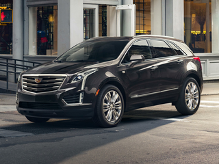 2018 Cadillac XT5 Luxury 4dr Front-wheel Drive Crossover