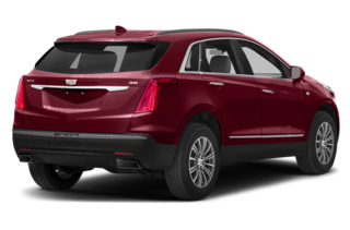2018 Cadillac XT5 Premium Luxury 4dr Front-wheel Drive Crossover