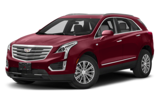 2018 Cadillac XT5 Base 4dr All-wheel Drive Crossover