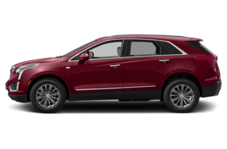 2018 Cadillac XT5 Premium Luxury 4dr All-wheel Drive Crossover
