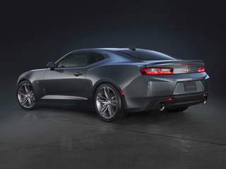 2018 Chevrolet Camaro 1LS 2dr Coupe