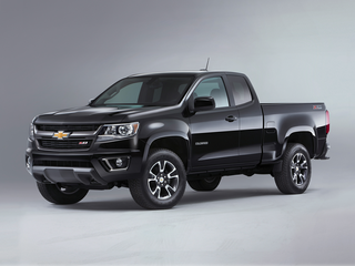 2018 Chevrolet Colorado Base 4x2 Extended Cab 6 ft. box 128.3 in. WB