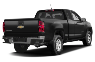 2018 Chevrolet Colorado WT 4x2 Extended Cab 6 ft. box 128.3 in. WB