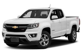 2018 Chevrolet Colorado Z71 4x2 Extended Cab 6 ft. box 128.3 in. WB