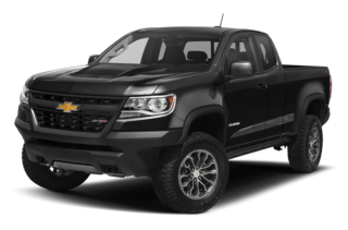 2018 Chevrolet Colorado ZR2 4x4 Extended Cab 6 ft. box 128.3 in. WB