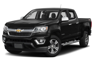 2018 Chevrolet Colorado LT 4x2 Crew Cab 6 ft. box 140.5 in. WB