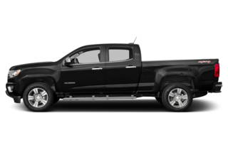 2018 Chevrolet Colorado LT 4x4 Crew Cab 6 ft. box 140.5 in. WB
