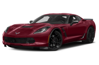 2018 Chevrolet Corvette Grand Sport 2dr Coupe