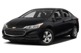 2018 Chevrolet Cruze L Manual 4dr Sedan