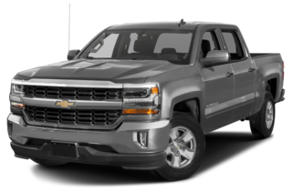 2018 Chevrolet Silverado 1500 LT w/1LT 4x2 Crew Cab 5.75 ft. box 143.5 in. WB