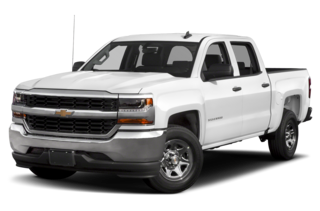 2018 Chevrolet Silverado 1500 Prices and Trim Information ...