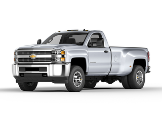 2018 Chevrolet Silverado 3500HD WT 4x4 Regular Cab 133.6 in. WB DRW