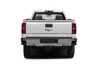 2018 Chevrolet Silverado 3500HD WT 4x4 Regular Cab 133.6 in. WB SRW