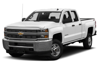 2018 Chevrolet Silverado 3500HD LT 4x2 Double Cab 158.1 in. WB SRW