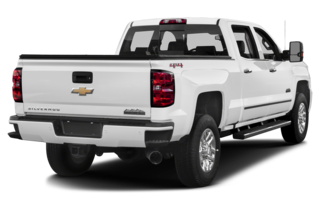 2018 Chevrolet Silverado 3500HD High Country 4x2 Crew Cab 153.7 in. WB SRW