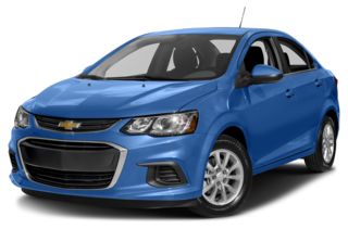 2018 Chevrolet Sonic LS Manual 4dr Sedan