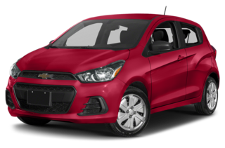 2018 Chevrolet Spark Spark LS Manual 4dr Hatchback