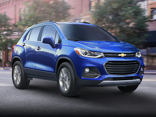 2018 Chevrolet Trax LS Front-wheel Drive