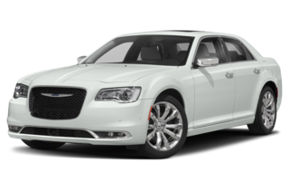 2018 Chrysler 300 Touring 4dr Rear-wheel Drive Sedan