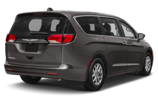 2018 Chrysler Pacifica L Front-wheel Drive Passenger Van