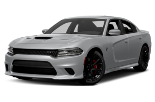 2018 Dodge Charger SRT Hellcat 4dr Rear-wheel Drive Sedan