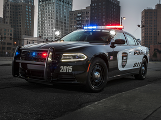 2018 Dodge Charger Police 4dr Rear-wheel Drive Sedan