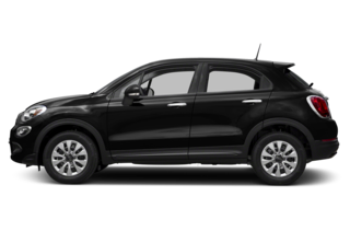 2018 FIAT 500X Lounge 4dr All-wheel Drive