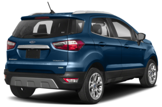 2018 Ford EcoSport EcoSport S Front-wheel Drive Sport Utility