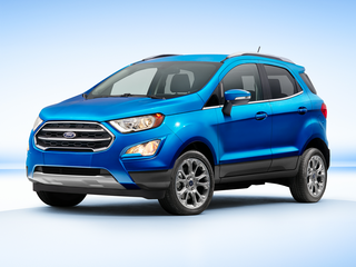 Ford EcoSport & New Ford Cars and Models List | Car.com markmcfarlin.com