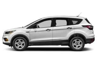 2018 Ford Escape S 4dr Front-wheel Drive