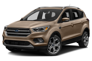 2018 Ford Escape Titanium 4dr Front-wheel Drive