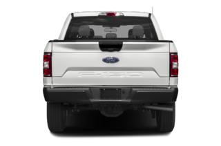 2018 Ford F-150 XL 4x4 SuperCrew Cab Styleside 5.5 ft. box 145 in. WB
