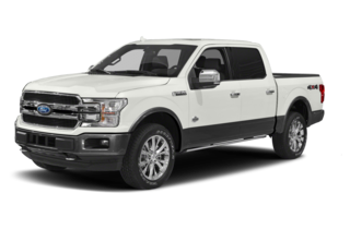2018 Ford F-150 Platinum 4x4 SuperCrew Cab Styleside 5.5 ft. box 145 in. WB