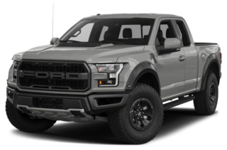2018 Ford F-150 Raptor 4x4 SuperCab Styleside 5.5 ft. box 133 in. WB