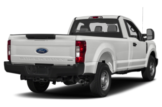 2018 Ford F-250 XL 4x2 SD Regular Cab 8 ft. box 142 in. WB SRW