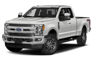 2018 Ford F-250 Lariat 4x4 SD Super Cab 8 ft. box 164 in. WB SRW