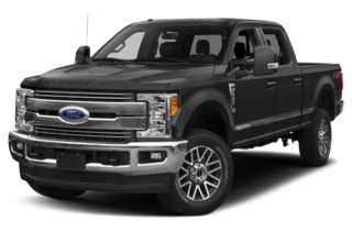 2018 Ford F-250 Lariat 4x4 SD Crew Cab 6.75 ft. box 160 in. WB SRW