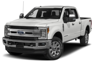 2018 Ford F-250 King Ranch 4x2 SD Crew Cab 8 ft. box 176 in. WB SRW