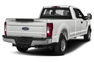 2018 Ford F-350 XL 4x2 SD Super Cab 8 ft. box 164 in. WB SRW