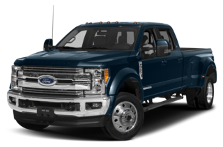 2018 Ford F-450 XLT 4x2 SD Crew Cab 8 ft. box 176 in. WB DRW