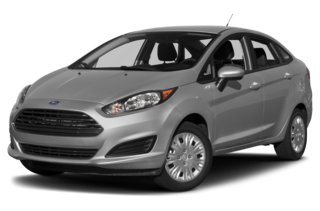 2018 Ford Fiesta SE 4dr Sedan