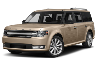 2018 Ford Flex SEL 4dr All-wheel Drive