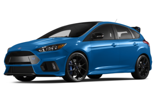2018 Ford Focus RS RS Base 4dr Hatchback