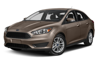 2018 Ford Focus S 4dr Sedan