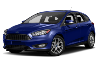 2018 Ford Focus SE 4dr Hatchback