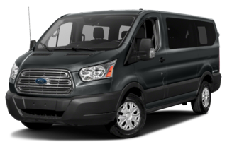 2018 Ford Transit-150 Transit-150 XLT w/60/40 Pass-Side Cargo Doors Low Roof Passenger Wagon 130 in. WB
