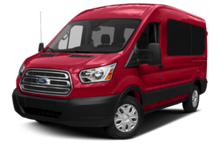2018 Ford Transit-150 Transit-150 XL w/Sliding Pass-Side Cargo Door Medium Roof Passenger Wagon 130 in. WB