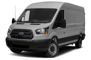 2018 Ford Transit-150 Transit-150 Base w/Dual Sliding Side Cargo Doors Medium Roof Cargo Van 130 in. WB