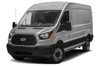 2018 Ford Transit-250 Transit-250 Base w/Dual Sliding Side Cargo Doors Medium Roof Cargo Van 130 in. WB