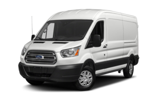 2018 Ford Transit-350 Transit-350 Base w/Dual Sliding Side Cargo Doors Medium Roof Cargo Van 148 in. WB